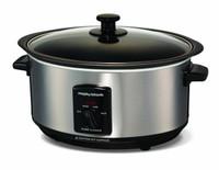 Morphy Richards 48701 Accents Cuisinière à frire et à cuisson lente