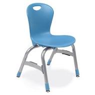 Virco ZUMA 4-leg Fixed Height Chair - 13-inch [ZU413]