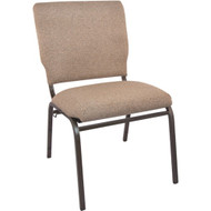 Advantage Mixed Tan Multipurpose Church Chairs - 18.5 in. Wide [SEPCHT185-105]