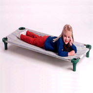 Mahar Multi-Colored Toddler Children's School Cots [5850T]