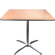 Advantage 36-inch Square Cocktail Table [CAFET-36S]