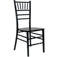 Advantage Black Wood Chiavari Chair [WDCHI-B]