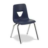 Virco 2018 4-leg Classroom Stack Chair - 18-inch Seat [2018]