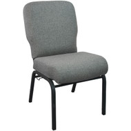Advantage Signature Elite Charcoal Gray Church Chair [PCRCB-111] - 20.5 in. Wide