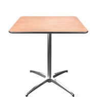 Advantage 30-inch Square Cocktail Table [CAFET-30S]
