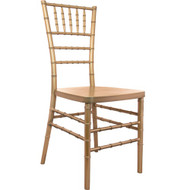 Advantage Gold Resin Chiavari Chair [RSCHI-G]