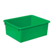 Wood Designs 5-in. Green Letter Tray [WD78006]