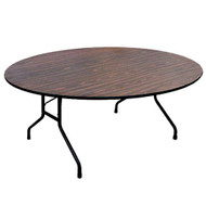 Correll CF60MR 5-ft Round Folding Banquet Table