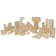 Wood Designs Hardwood Toy Blocks - Basic Set [WD60200]
