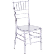 Advantage Clear Resin Chiavari Chair [RSCHI-Clear]