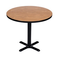 Correll BXT30R 30-in Round Cafe Table