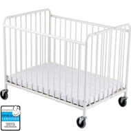 Foundations StowAway Compact Steel Folding Crib [1231090]