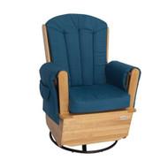 Foundations Saferocker SS Swivel Glider Rocking Chair [4303046]