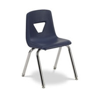 Virco 2014 4-leg Classroom Stack Chair - 14-inch Seat [2014]