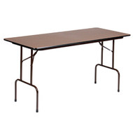 Correll CFS3072M 6-ft Counter Height Folding Table