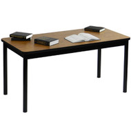 Correll 6 ft. (30 in. x 72 in.) Library Table [LR3072]