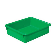 Wood Designs 3-in. Green Letter Tray [WD73006]