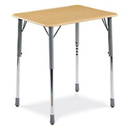 Virco ZUMA Adjustable Height Student Desk [ZADJ2026M]