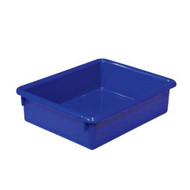 Wood Designs 3-in. Blue Letter Tray [WD73005]