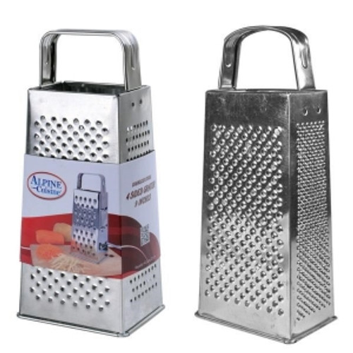 4051 - Grater Four-Sided S/S 8""