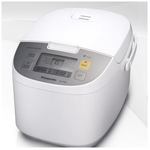 Panasonic Rice Cooker |SRZE185| 10-cup, Microcomputer Controlled