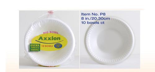 AXX30R - 30 OZ. FOAM BOWL  10 BOWLS