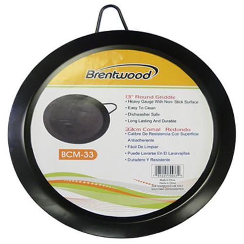 "BCM33 - 13"" Round Griddle"