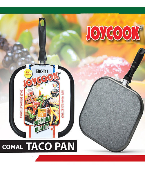 JOYCOOK - Tortilla Griddle Comal 11""