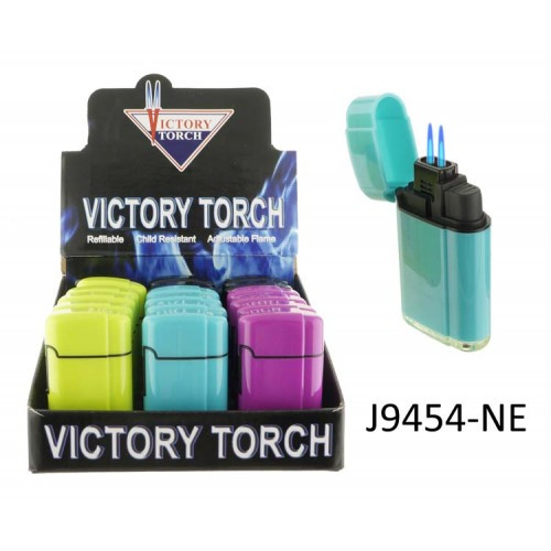 J9454 - Victory Double Torch Lighter