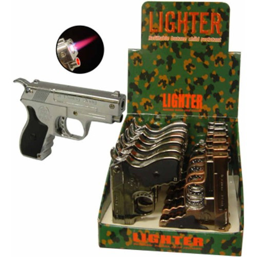 J9222  - Metallic Torch Light