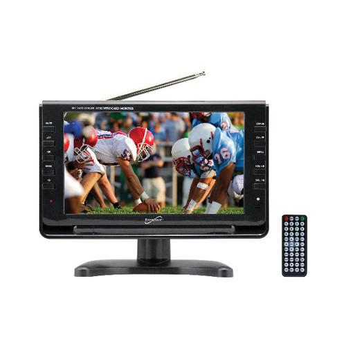 "SC499 - 9"" Portable Digital LCD TV"