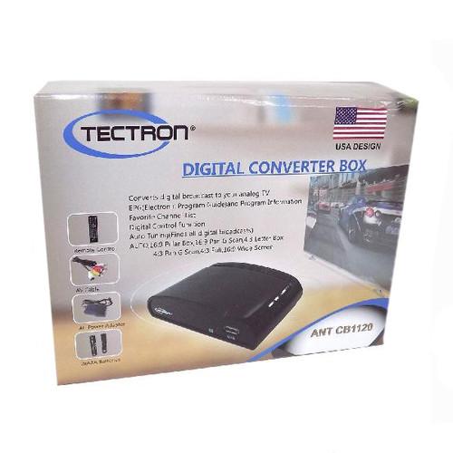 CB1120 - DIGITAL CONVERTER BOX ATSC-T Digital Receiver With PVR