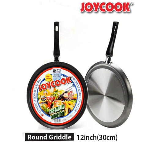 JOYCOOK -30cm Round Griddle Comal