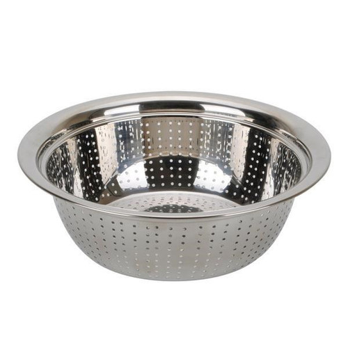 20286 -  Heavy Stainless steel Strainer S/S 12""