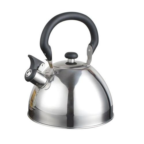 TK2500 - Tea Kettle. 2.5L Whistling - SILVER
