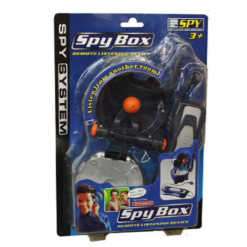 SPYBOX -  SPY SYSTEM ( BATTERY NOT INCLUDED )