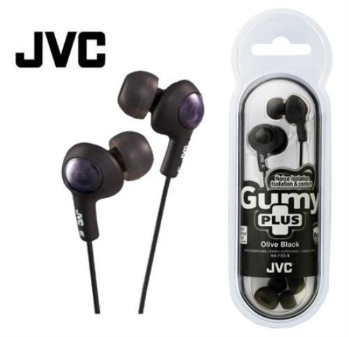 JVC Gumy Plus HA-FX5 Earphone