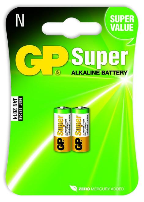 GP 910A LR1 Super Alkaline Batteries