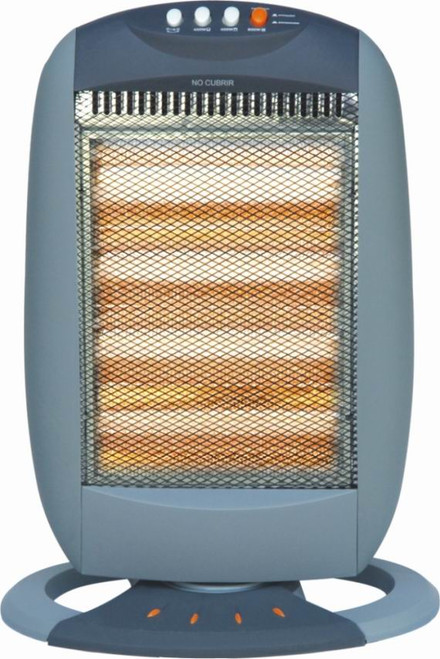 ITEM # 16181    KORUSA HALOGEN HEATER