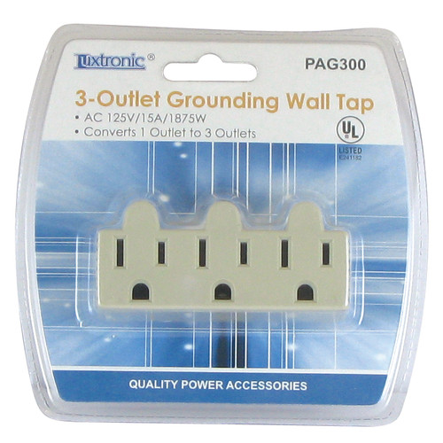 PAG300-3 Outlet Grounding Wall Tap