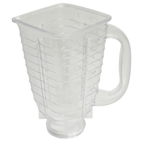 1.25 Liter Plastic Replacement Jar