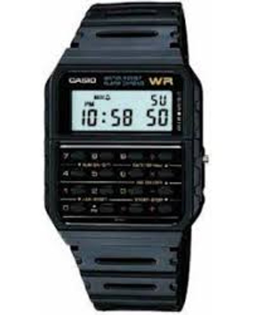 Casio Men's CA53W Calculator Watch