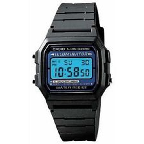 Casio F105W-1A Casio Illuminator Watch