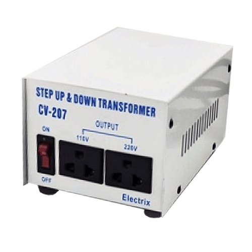 750W STEP UP & STEP DOWN TRANSFORMER CONVERTER