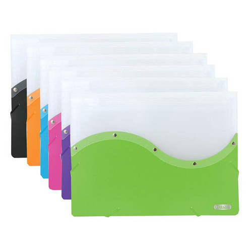V-Flap Legal Size Document Holder