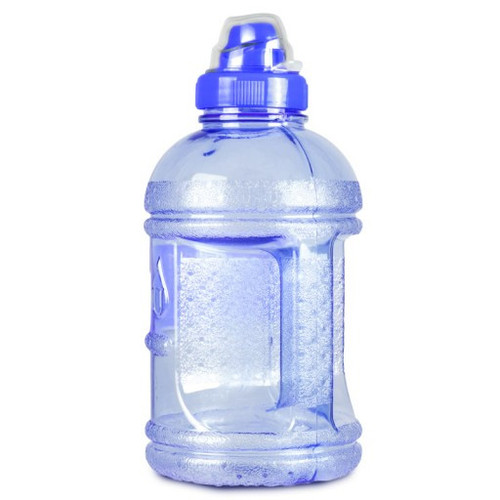 32 Oz Bpa-Free Portable Water Sport Bottles - BLUE