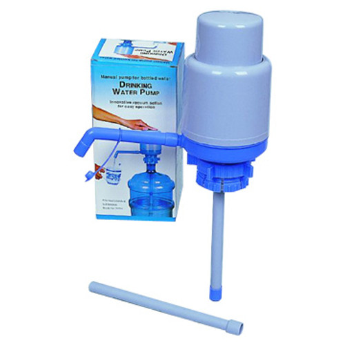 Hand Press Manual Hand Pump - 3 And 5 Gallon Water Bottles