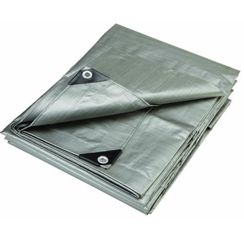 10 X 12 - High-Density Woven Polyethylene Tarp