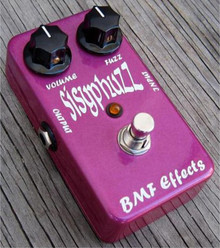 BMF Effects Sisyphuzz Silicon Fuzz