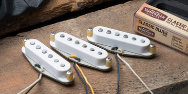 tonerider trs3 classic blues strat pickup set macdaddy music image 1
